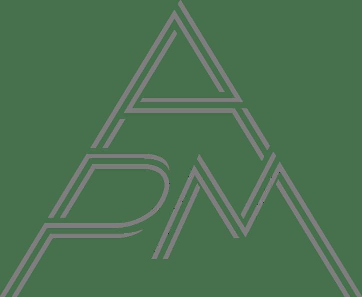 Logo monogramme APM